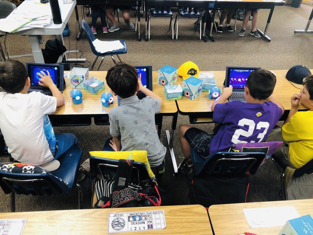 Kids Coding Dash Robot