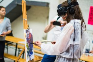 STEM VR Painting