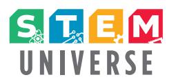 STEM Universe Logo