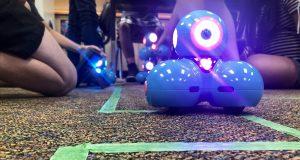 coding robot dash