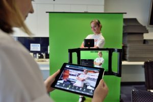 STEM Program green screen video