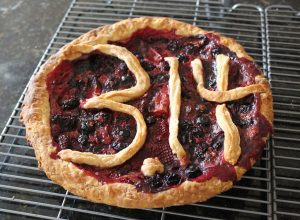 history of pi fruit pie