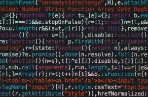 written code