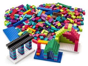 coding using building blocks