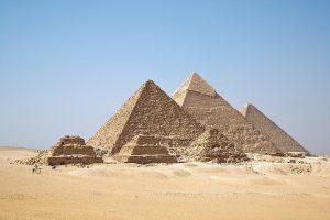 STEAM pyramids