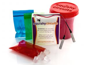 STEM teacher must-haves - Squishy Circuits