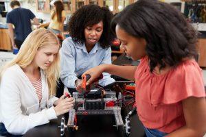 culturally inclusive girls in STEM