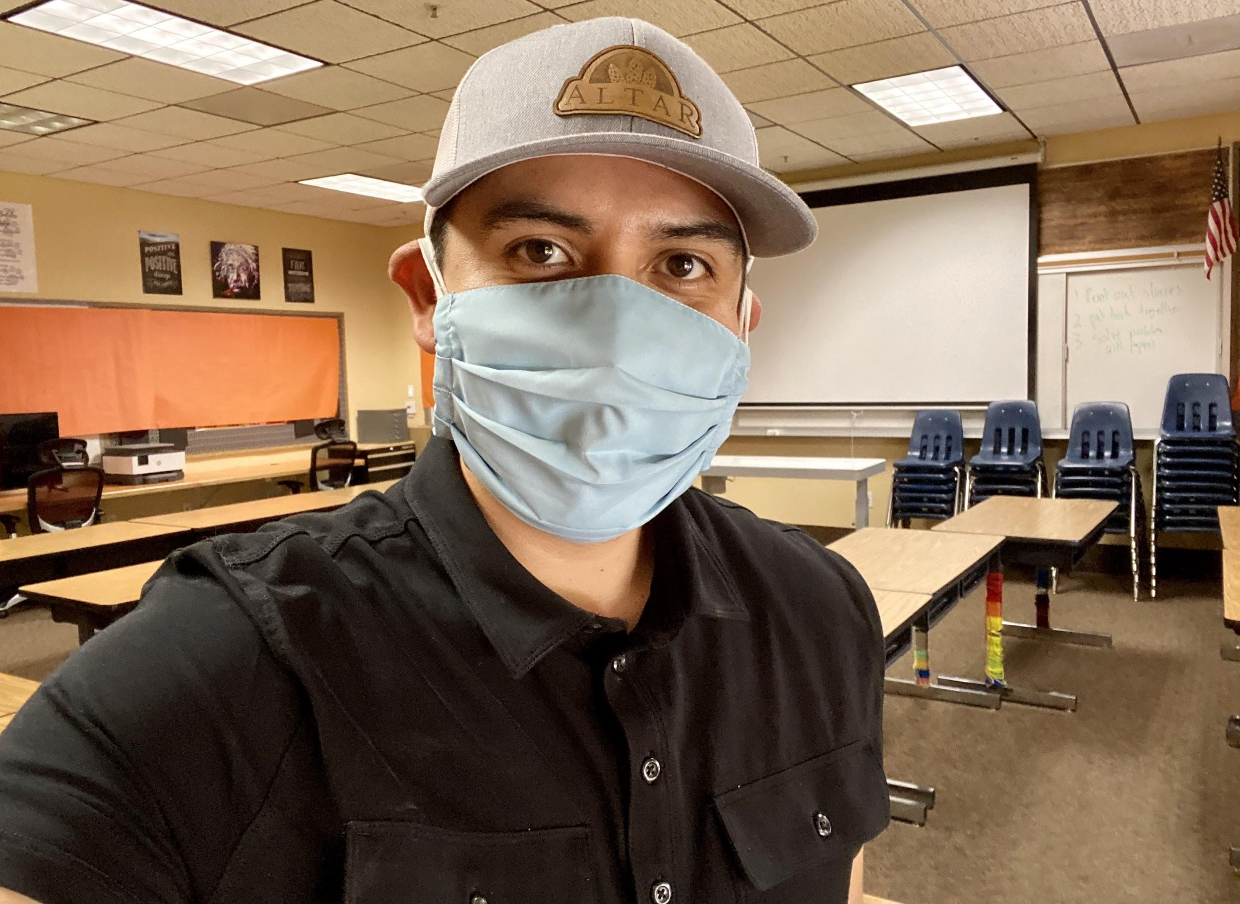 Teaching Amid a Pandemic: Part 1