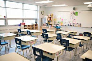 back to school classroom