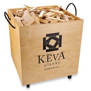free-build engineering keva planks