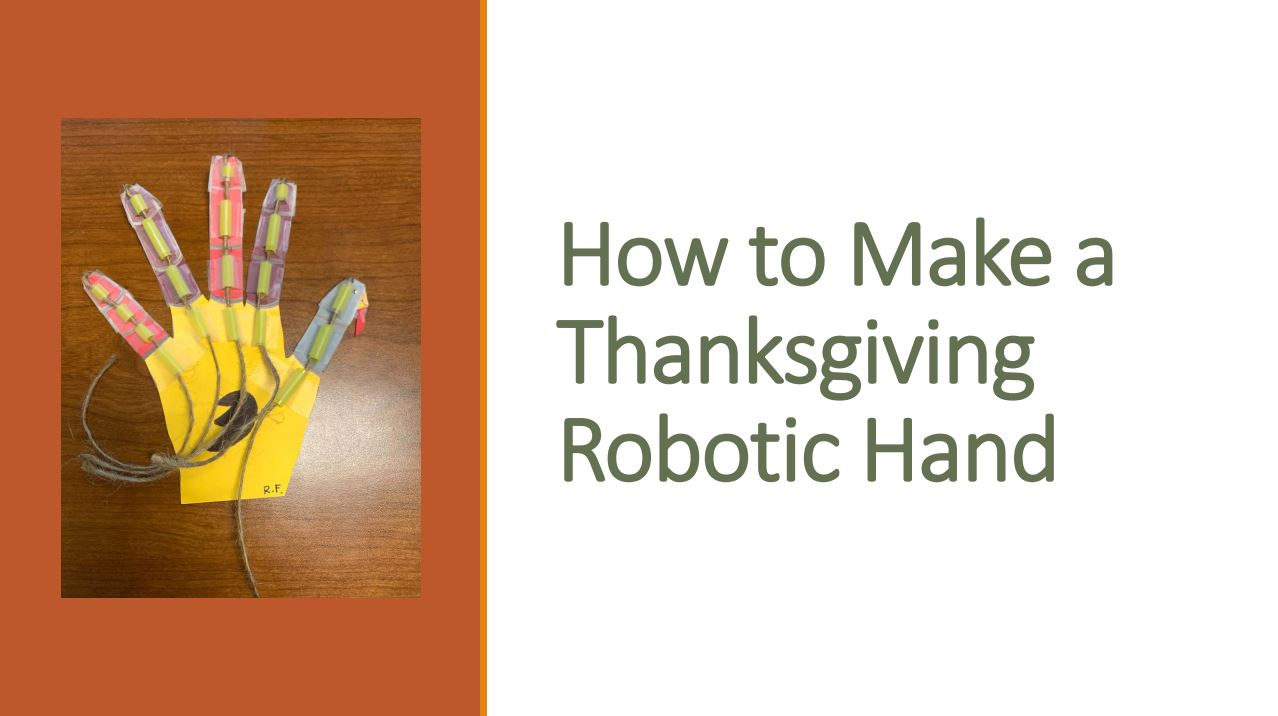 4 Thanksgiving STEM Activities