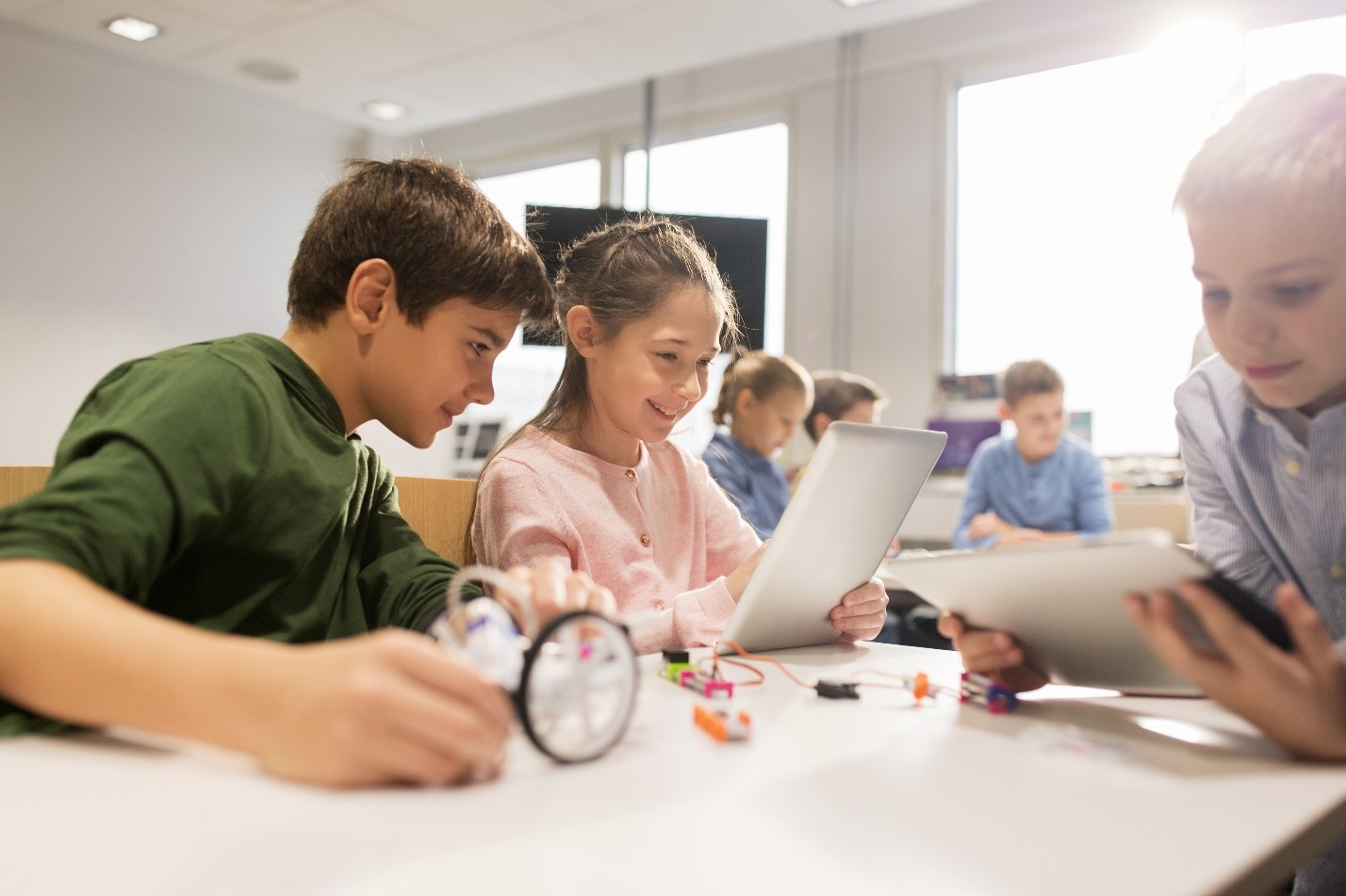 Looking forward to 2021: STEM Resolutions for a New Year