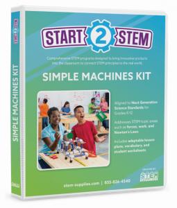 Start2STEM simple machines manual