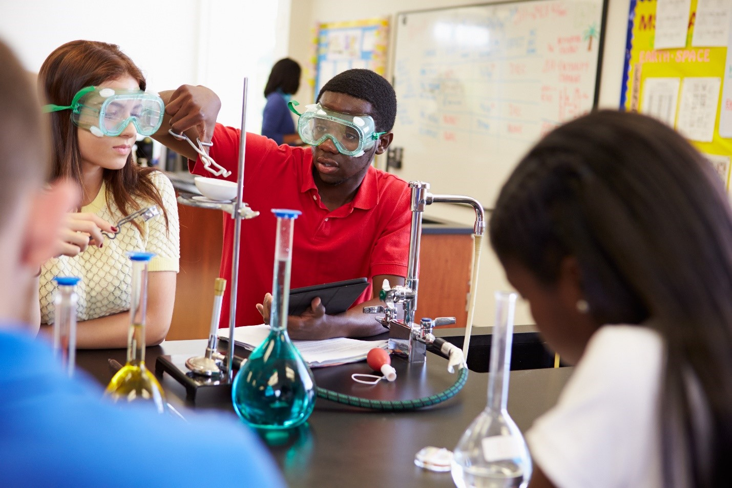 The Importance of Data Collection in Science Classrooms