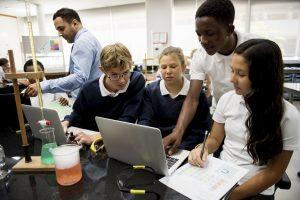 data collection among student groups