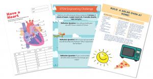 virtual STEM downloadable resources