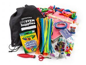 My STEM Supplies package