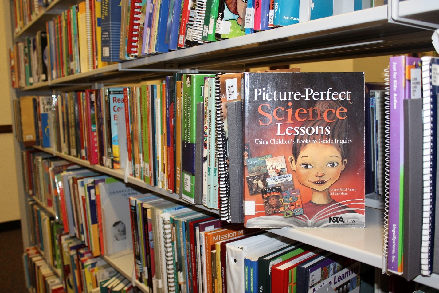 Why You Should Use Picture Books in Science Lessons