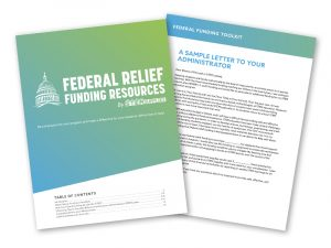 Federal Relief Funding Guide by STEM Supplies